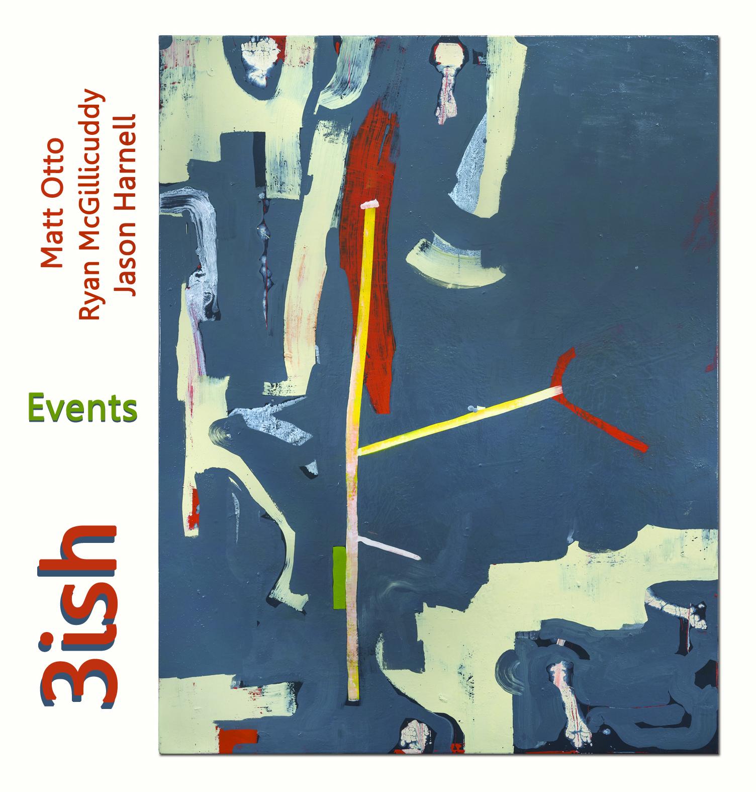 """3-ish """"Events"""""""